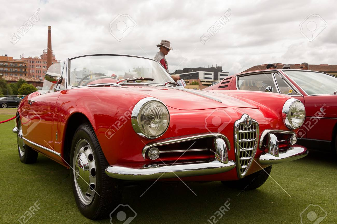 the alfa romeo owners club of australia hosted the alfa romeo