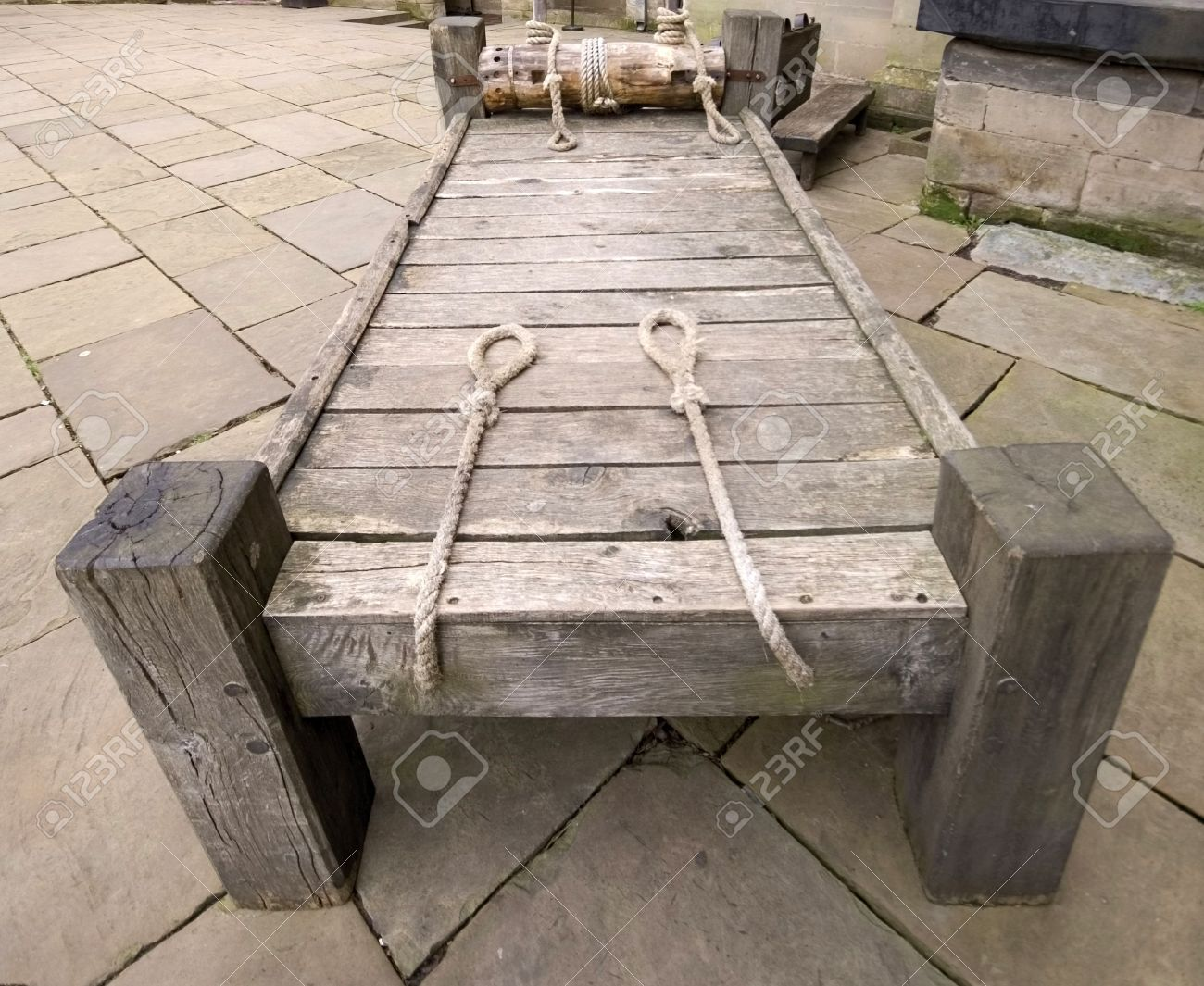 Torture rack adult image