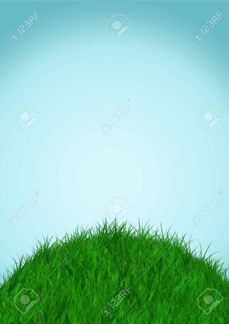 Sky And Ground Background Illustration Earth Royalty Free Cliparts