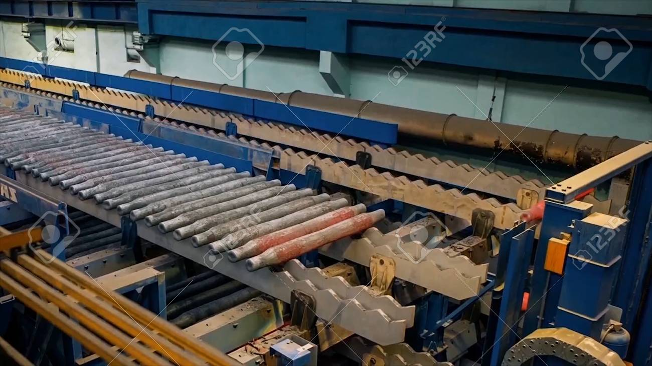 Manufacture of rails for trains and freight wagon, boxcars  Rail