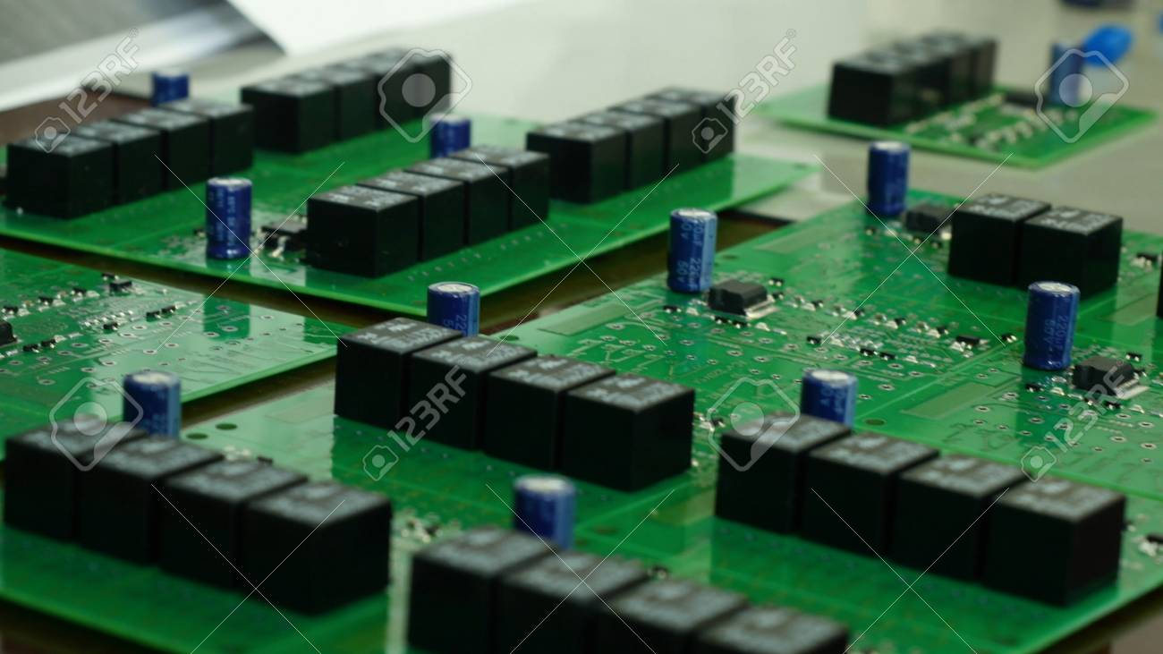 Detail Of Integrated Circuit Board With Chip Images What Is An A Hard Disk