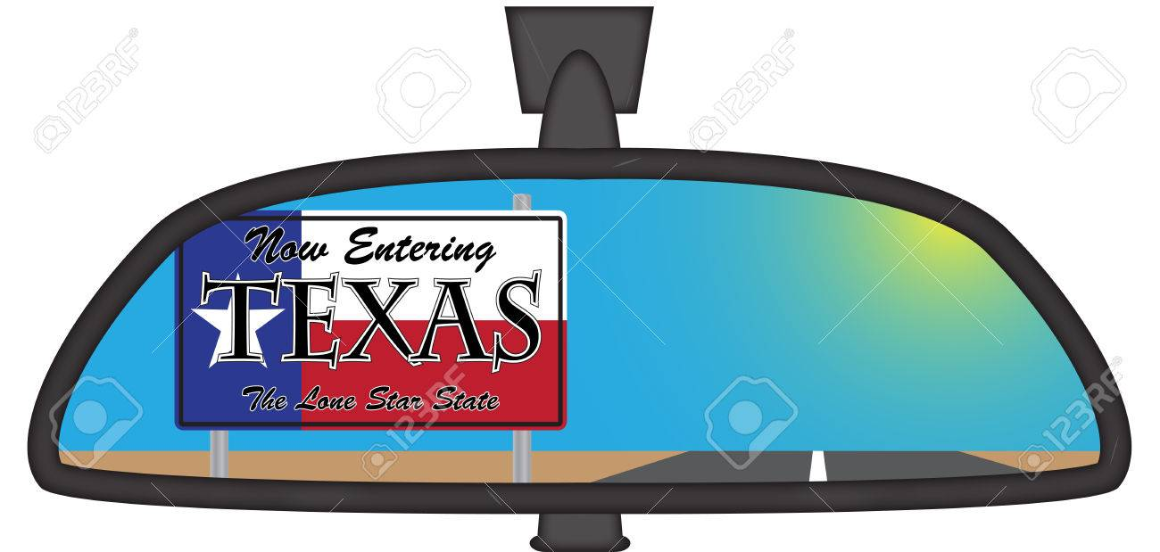 http://previews.123rf.com/images/davidscar/davidscar1501/davidscar150100027/36060140-Texas-sign-in-a-chunky-car-rear-view-mirror-isolated-on-a-white-background-Stock-Vector.jpg