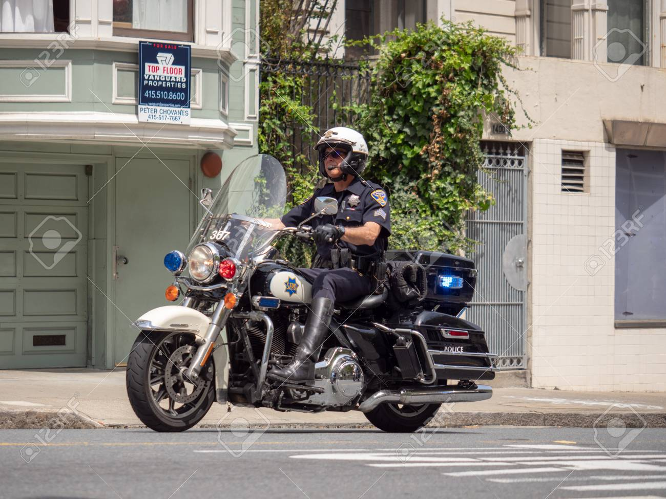 San Francisco Motorcycle >> San Francisco Ca April 22 2018 San Francisco Police Department