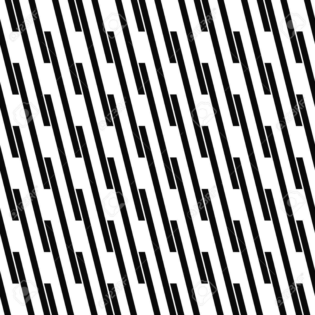 seamless monochrome angular line pattern vector background royalty