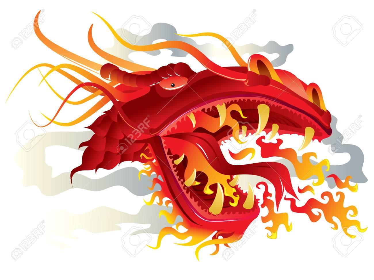 5 134 dragon head cliparts stock vector and royalty free dragon