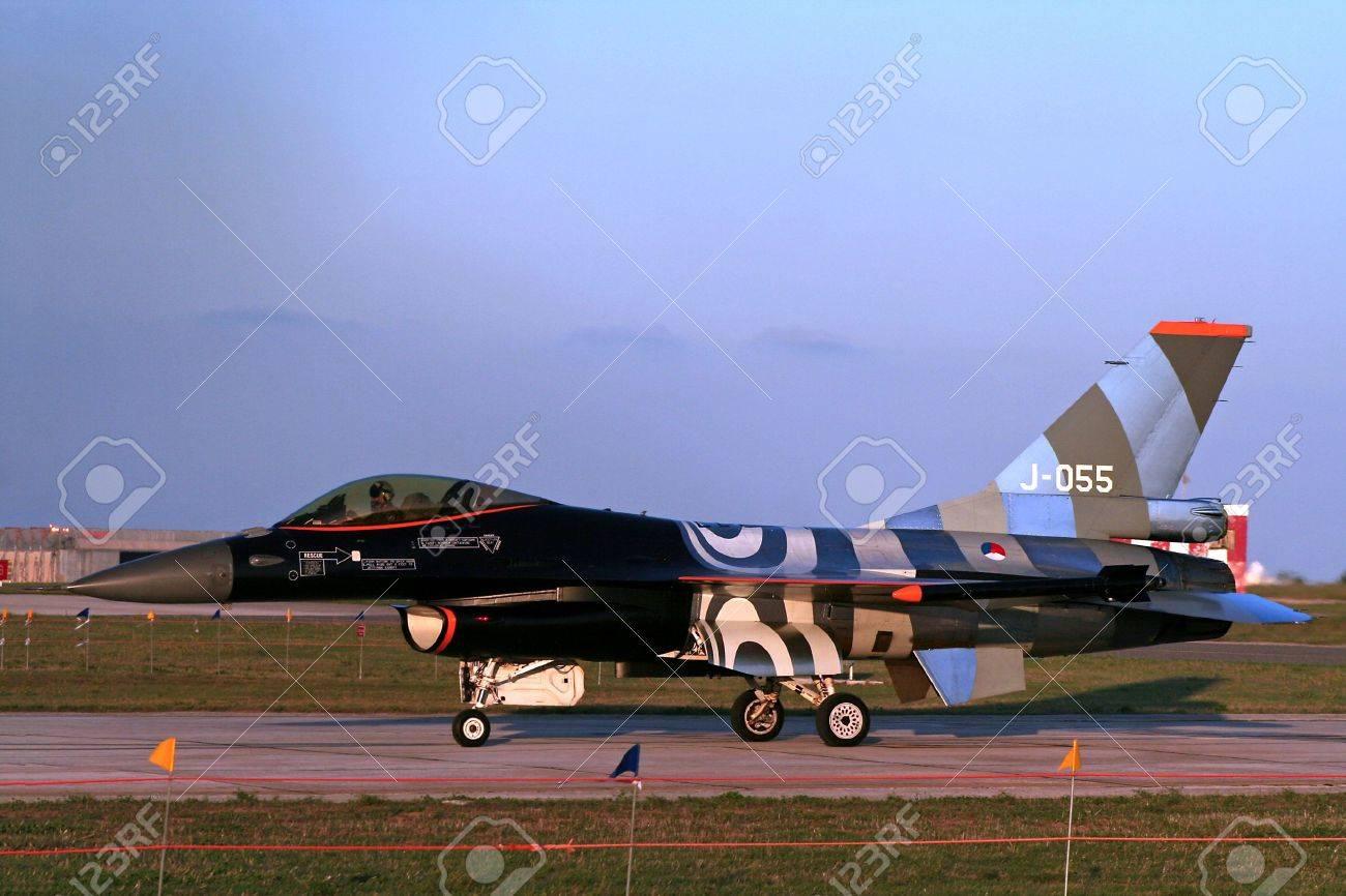 NAF F-16 Stock Photo - 823693