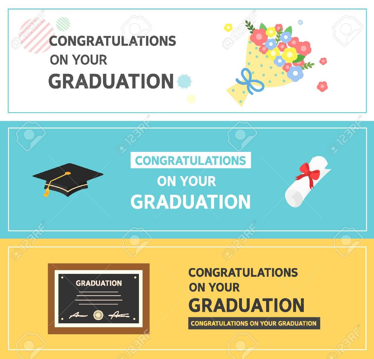 graduation congratulations event banner - 40433338
