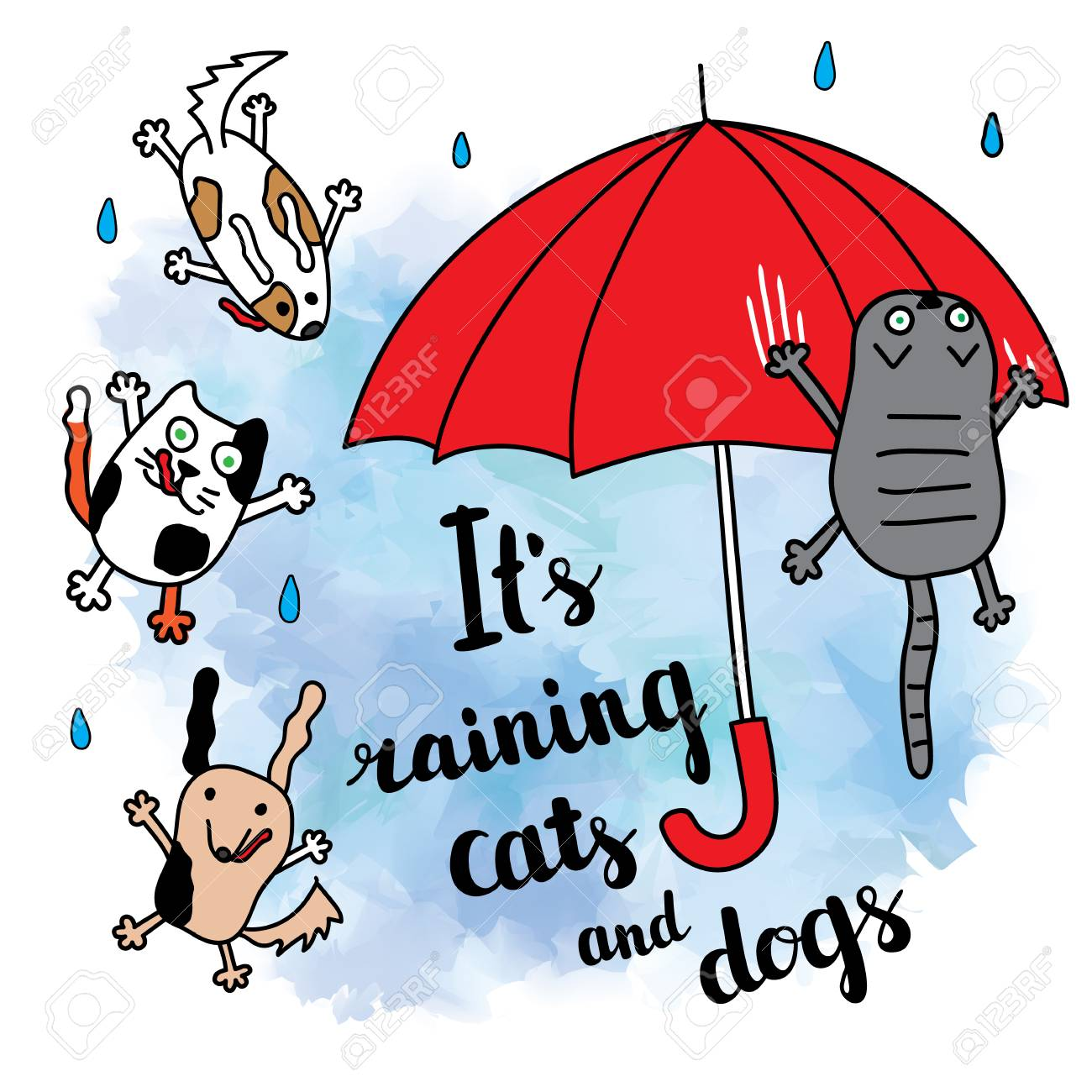 """Image result for Raining cats and dogs """"free"""" images"""