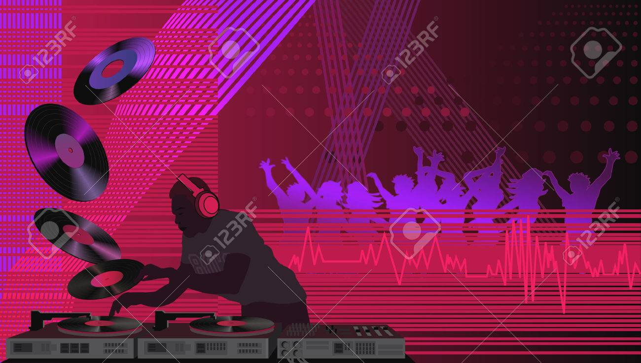https://previews.123rf.com/images/dayzeren/dayzeren0811/dayzeren081100014/3944450-Night-club-with-the-dj-playing-records-and-people-dancing-under-spot-lights-Stock-Vector.jpg