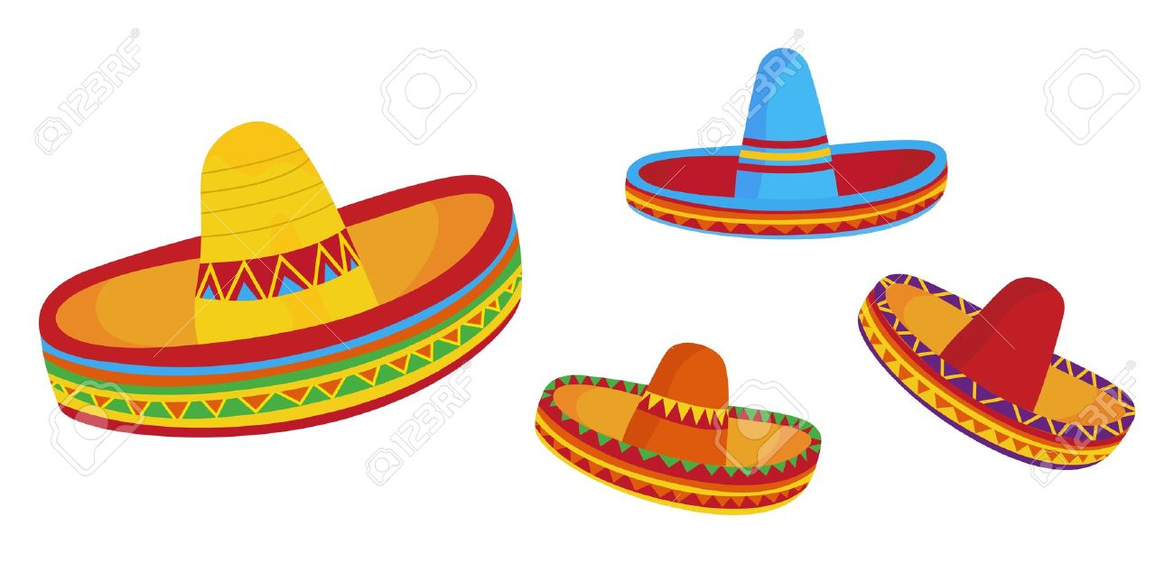 Sombreros Stock Vector - 10281395