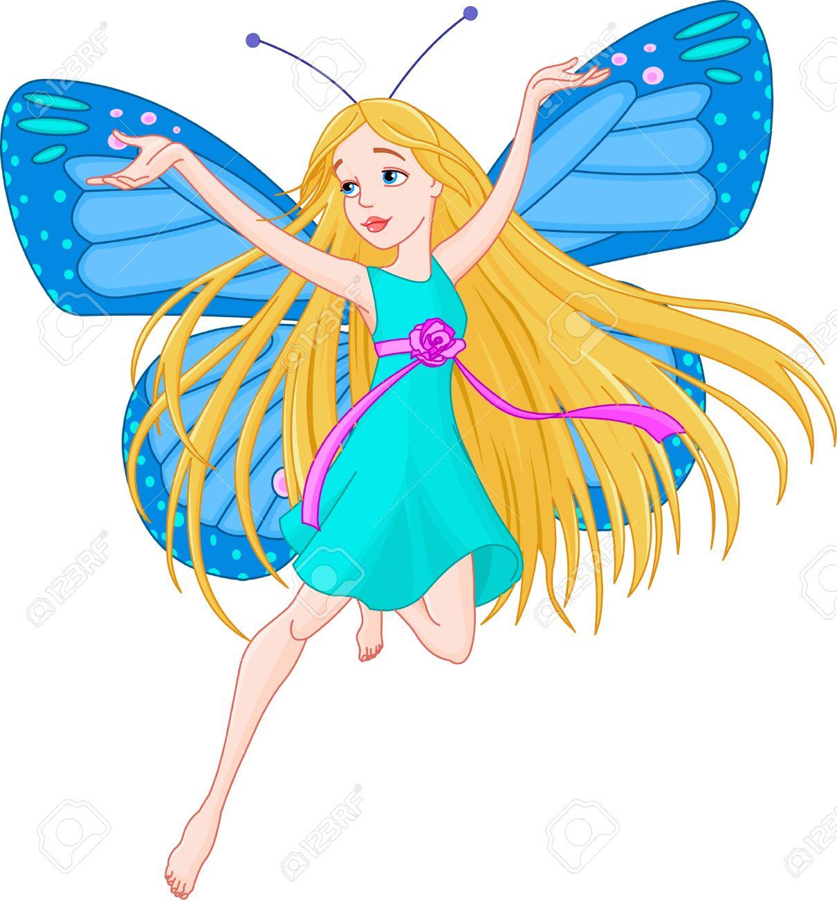 Fairy-tale, fairy, dftterfly wings Stock Vector - 3838440
