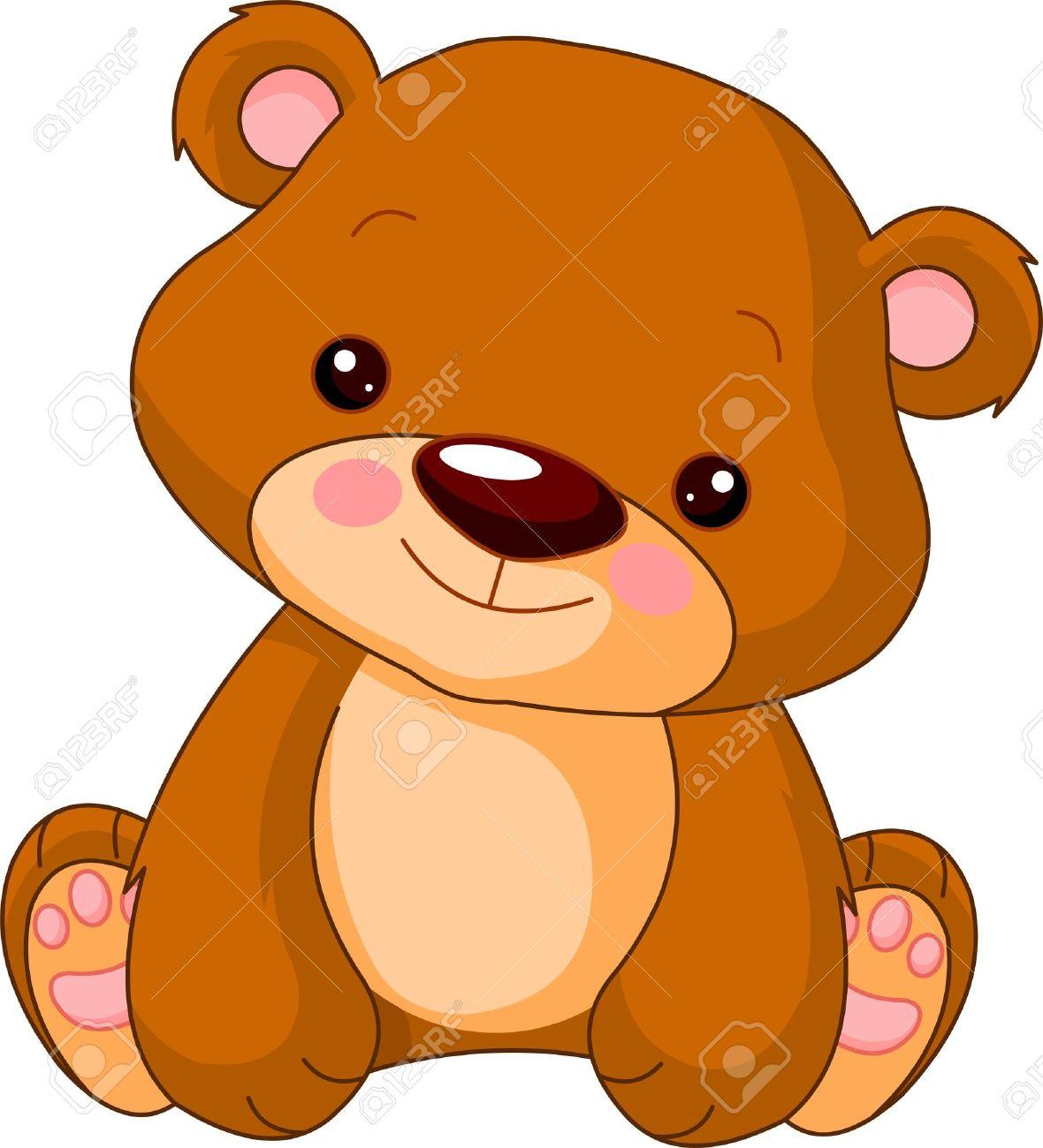 楽しい動物園 かわいいクマさんのイラストのイラスト素材 ベクタ Image