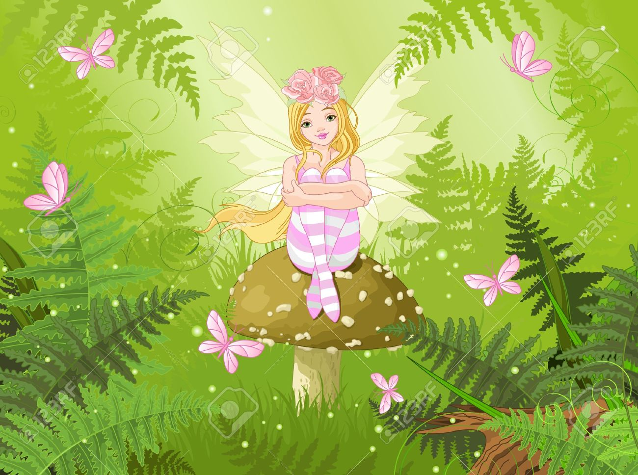 fairy tale forest stock photos royalty free fairy tale forest