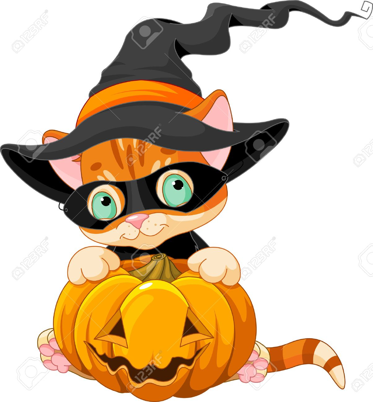 17 978 halloween cat stock illustrations cliparts and royalty free rh 123rf com happy halloween cat clipart cute halloween cat clipart
