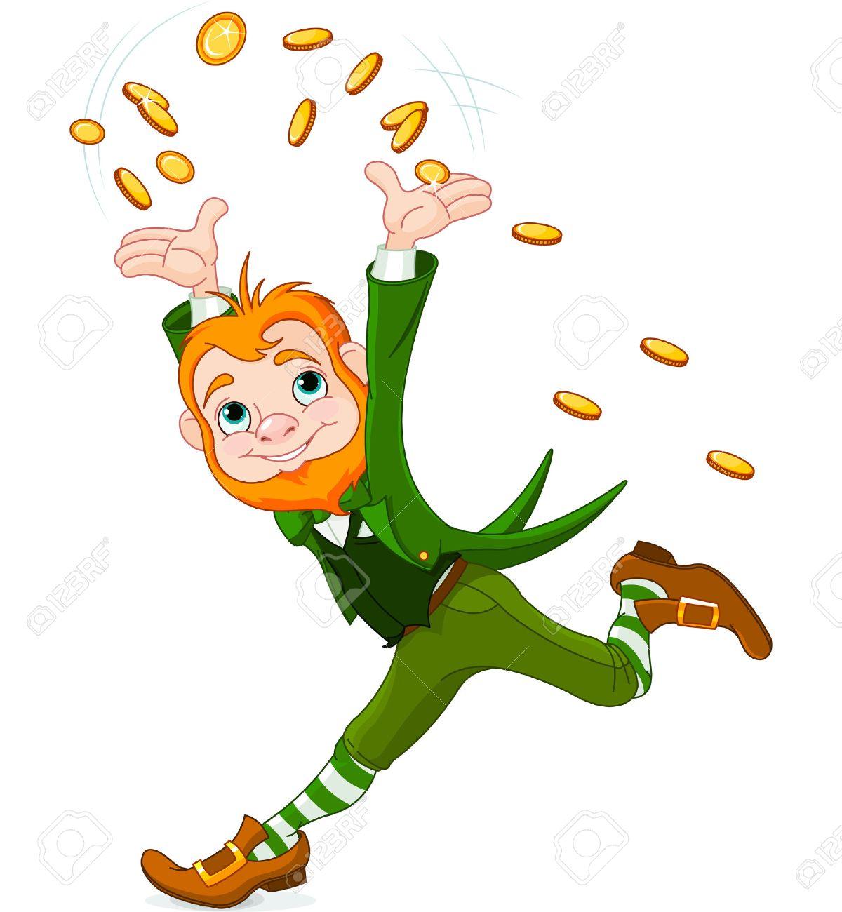 11,923 Leprechaun Cliparts, Stock Vector And Royalty Free ...