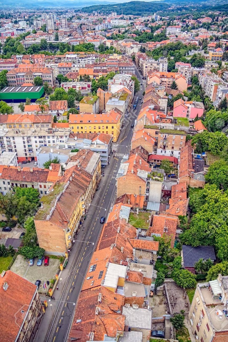 Zagreb kurve Zagreb kurve