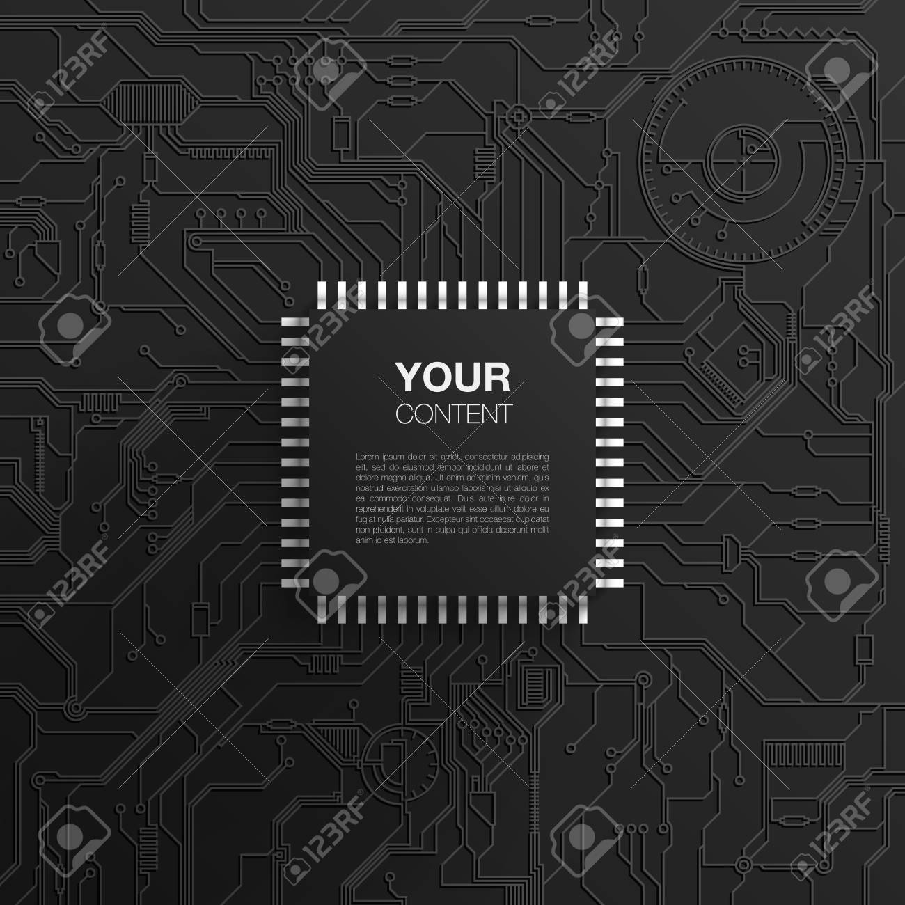 Perfect Electronics Board Design Images - Wiring Standart ...