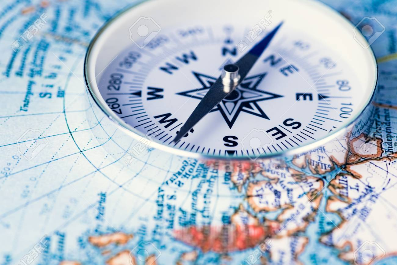 Compass lies on an ancient world map stock photo picture and compass lies on an ancient world map stock photo 78353137 gumiabroncs Gallery
