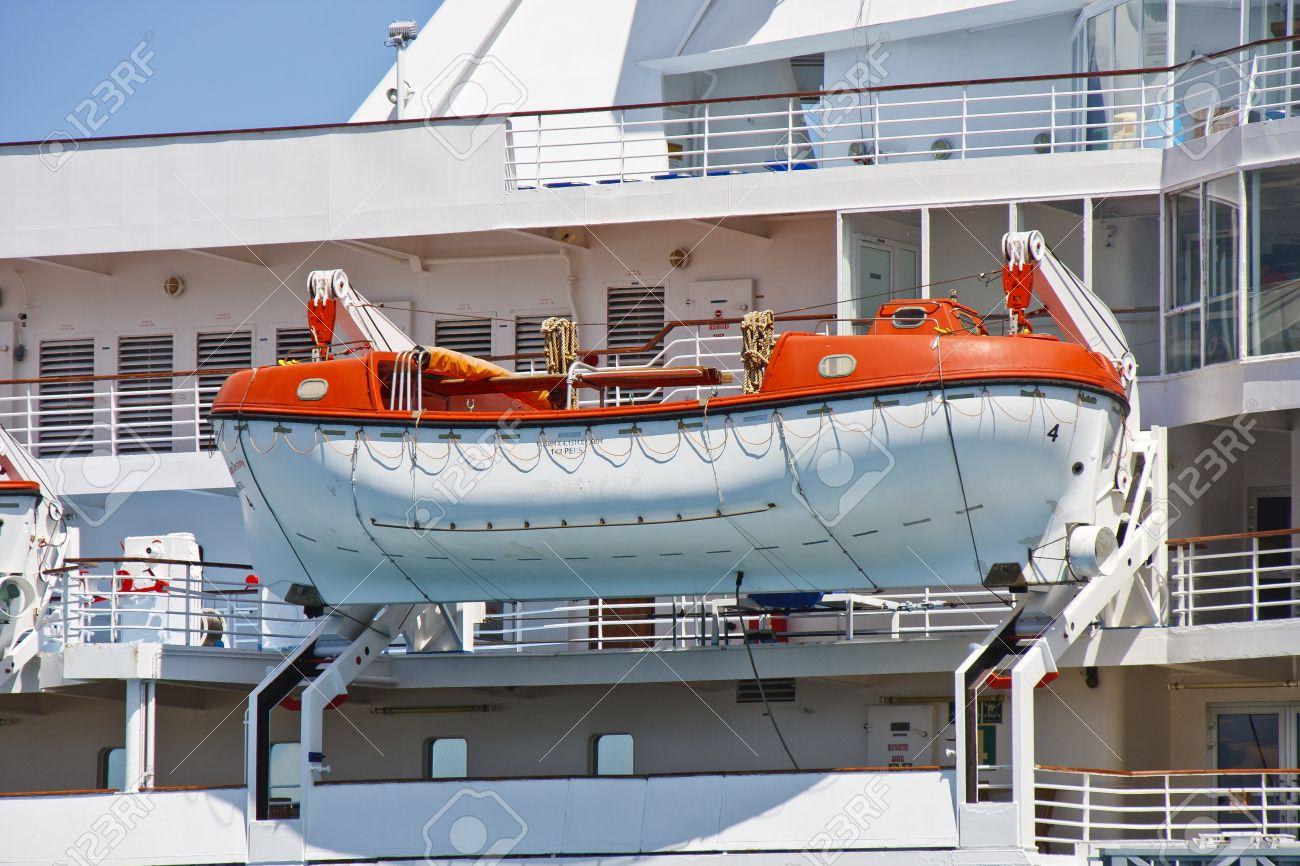 Lifeboat (shipboard) - Wikiwand