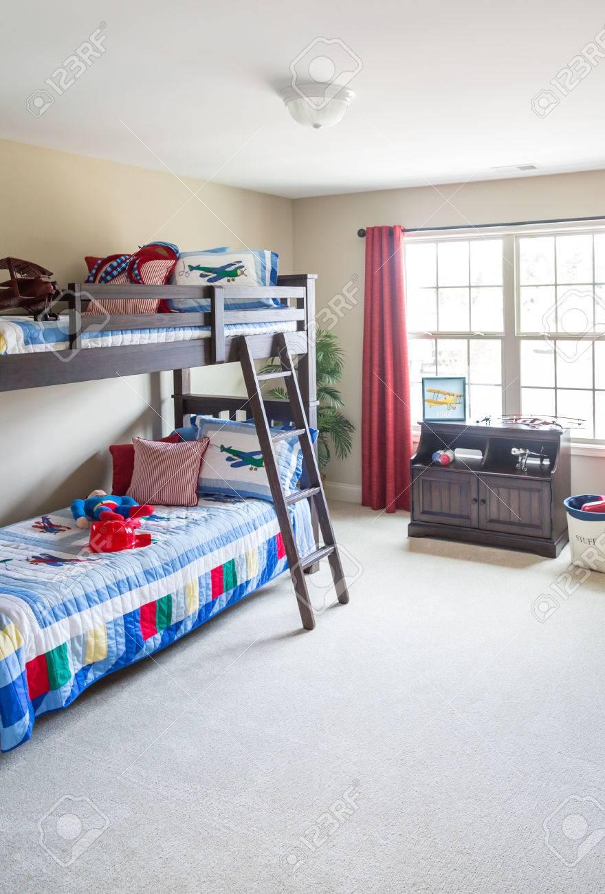 Schon Eingerichtete Wohnung Mit Einem Schlafzimmer Auf Der Insel