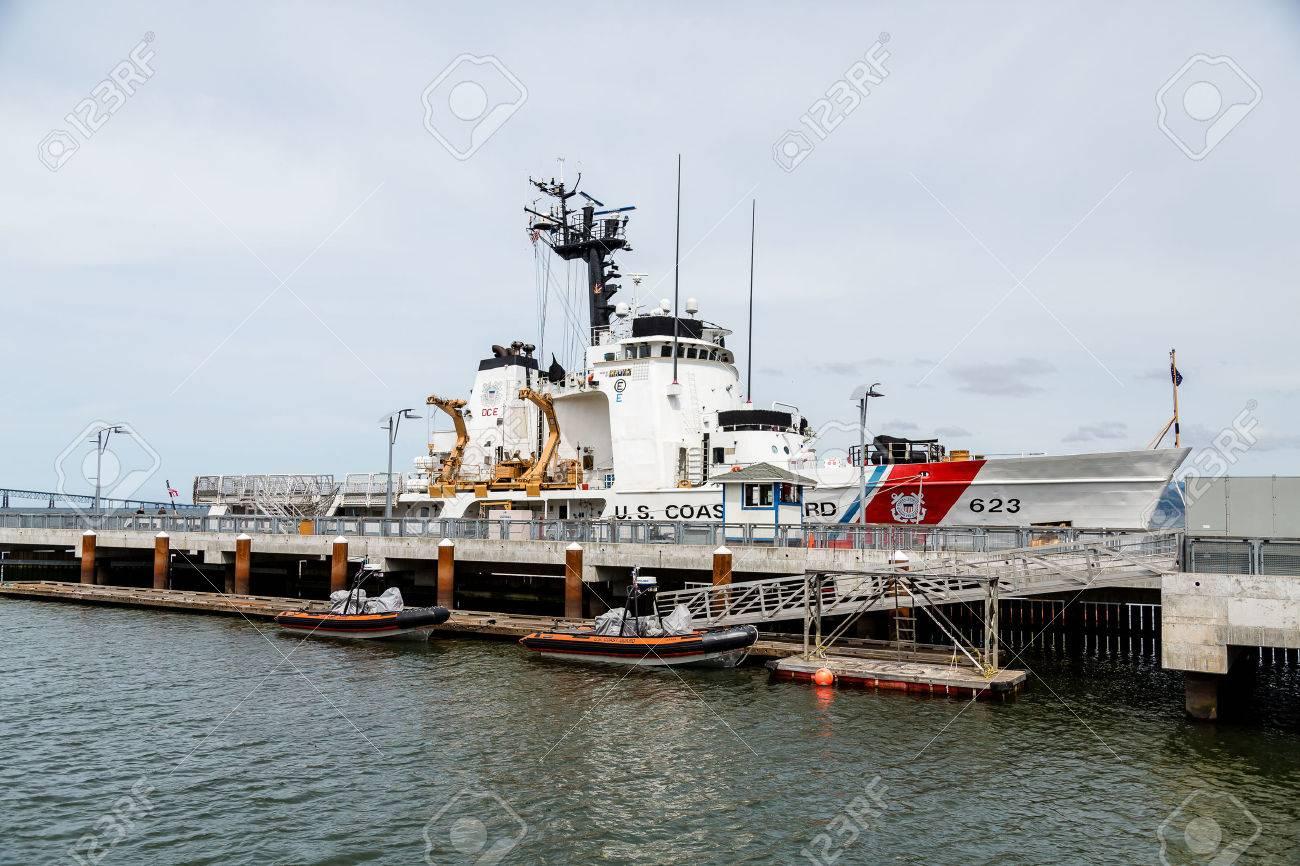 アメリカ合衆国沿岸警備隊船オレ...