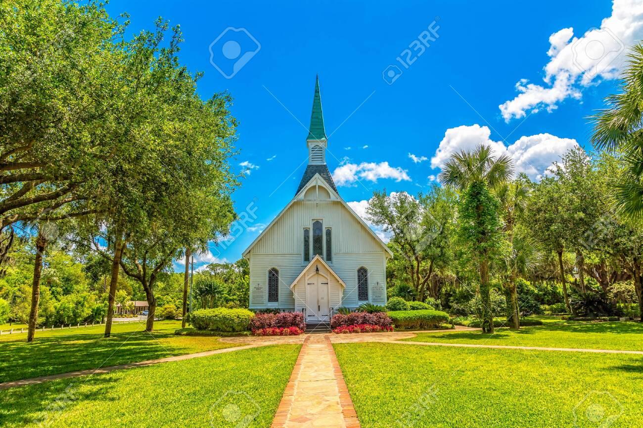 White Methodist Church - 125969430
