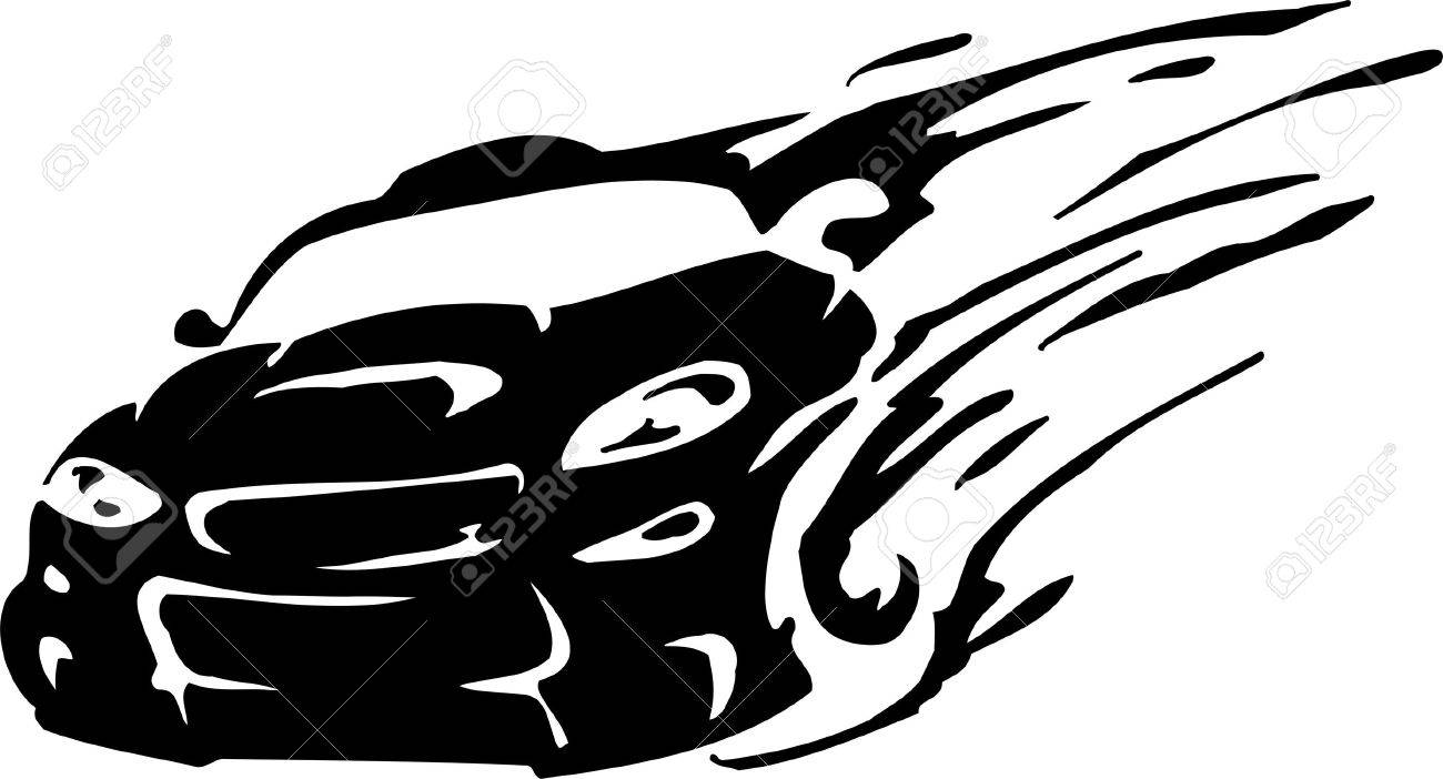 Race Car Illustration Royalty Free Cliparts Vectors And Stock