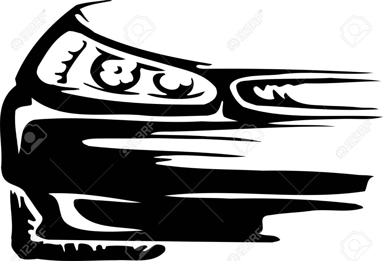 Race Car Vector Illustration Royalty Free Cliparts Vectors And