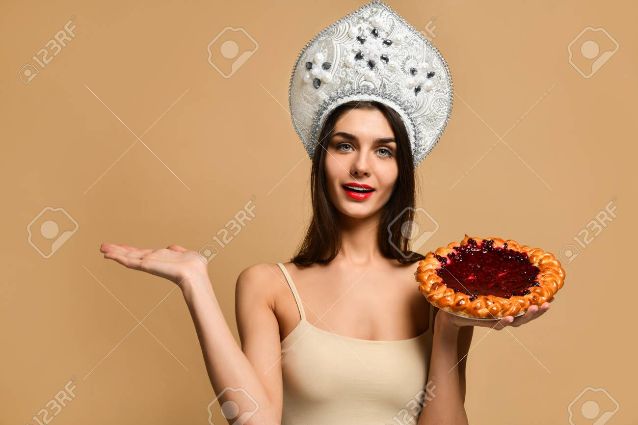 Russian Young Girl Homemade
