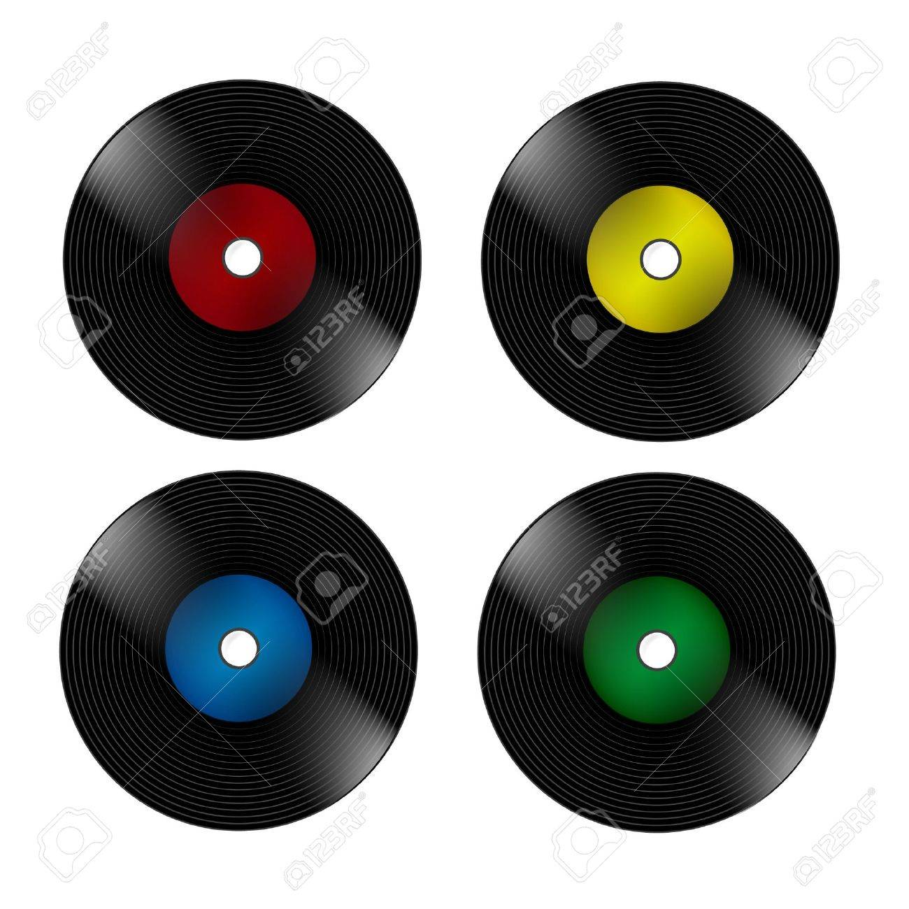 Record Stock Photo - 8059307