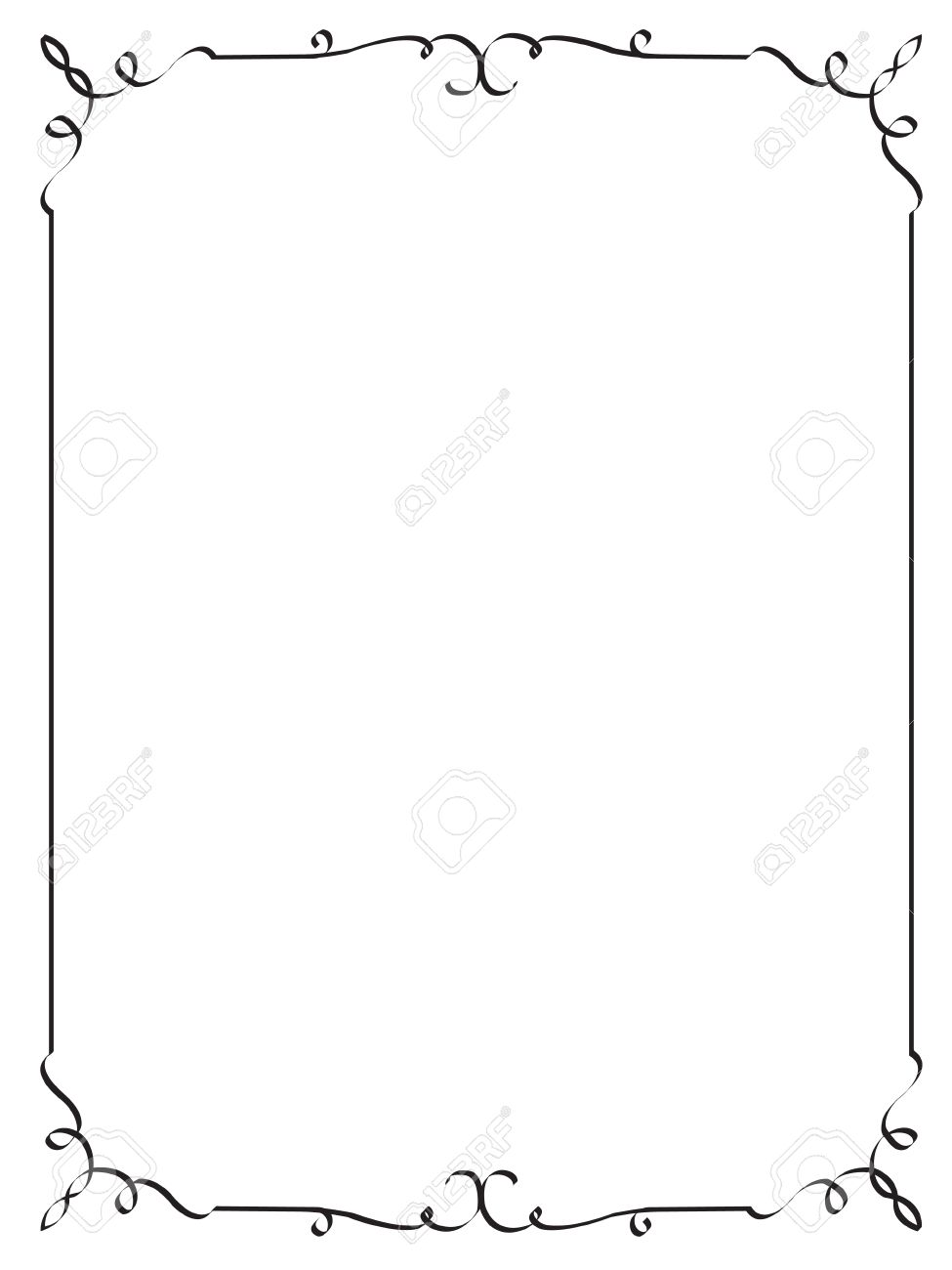 decorative frame Stock Vector - 8059343