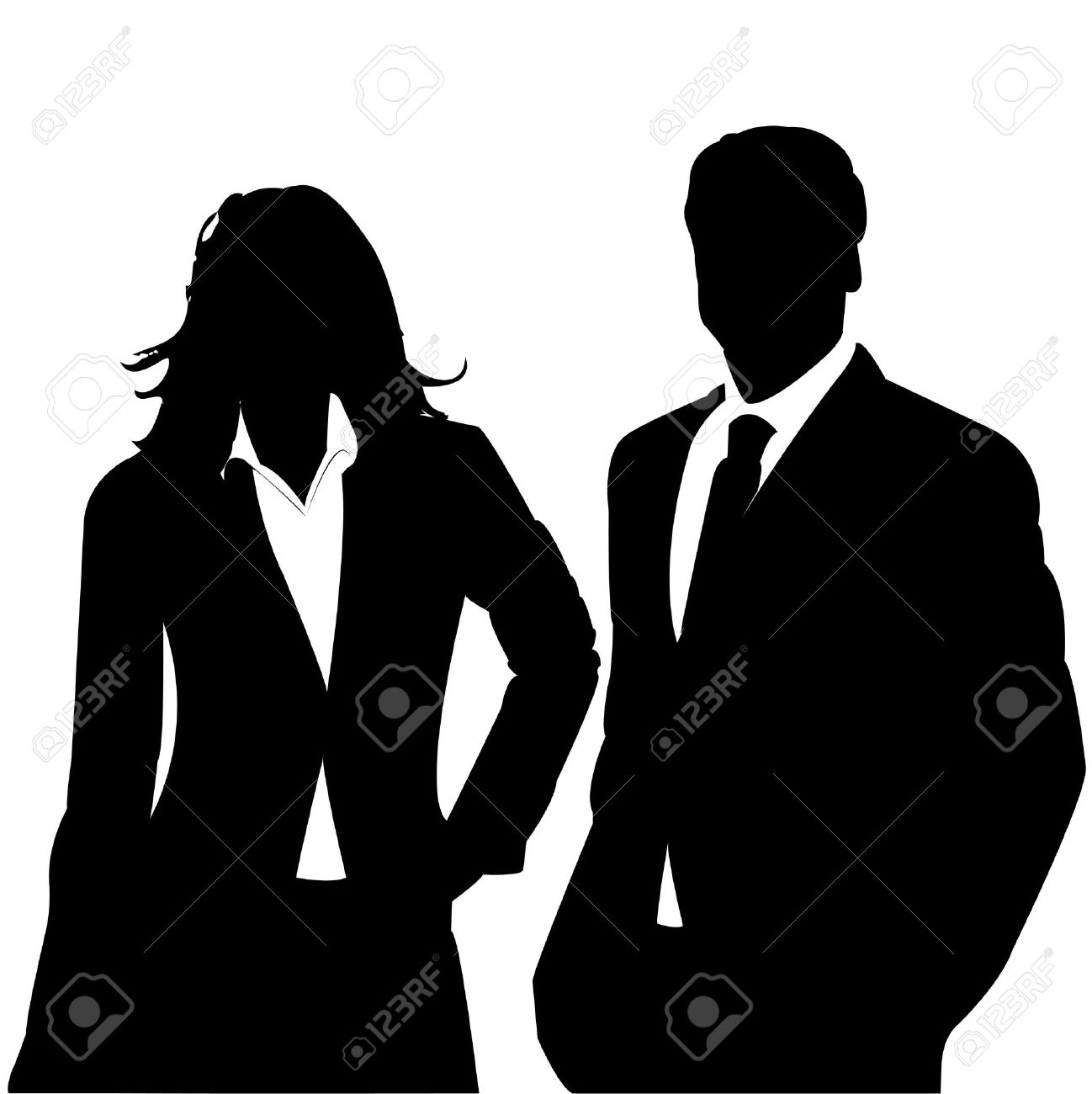 business couple - 8054139