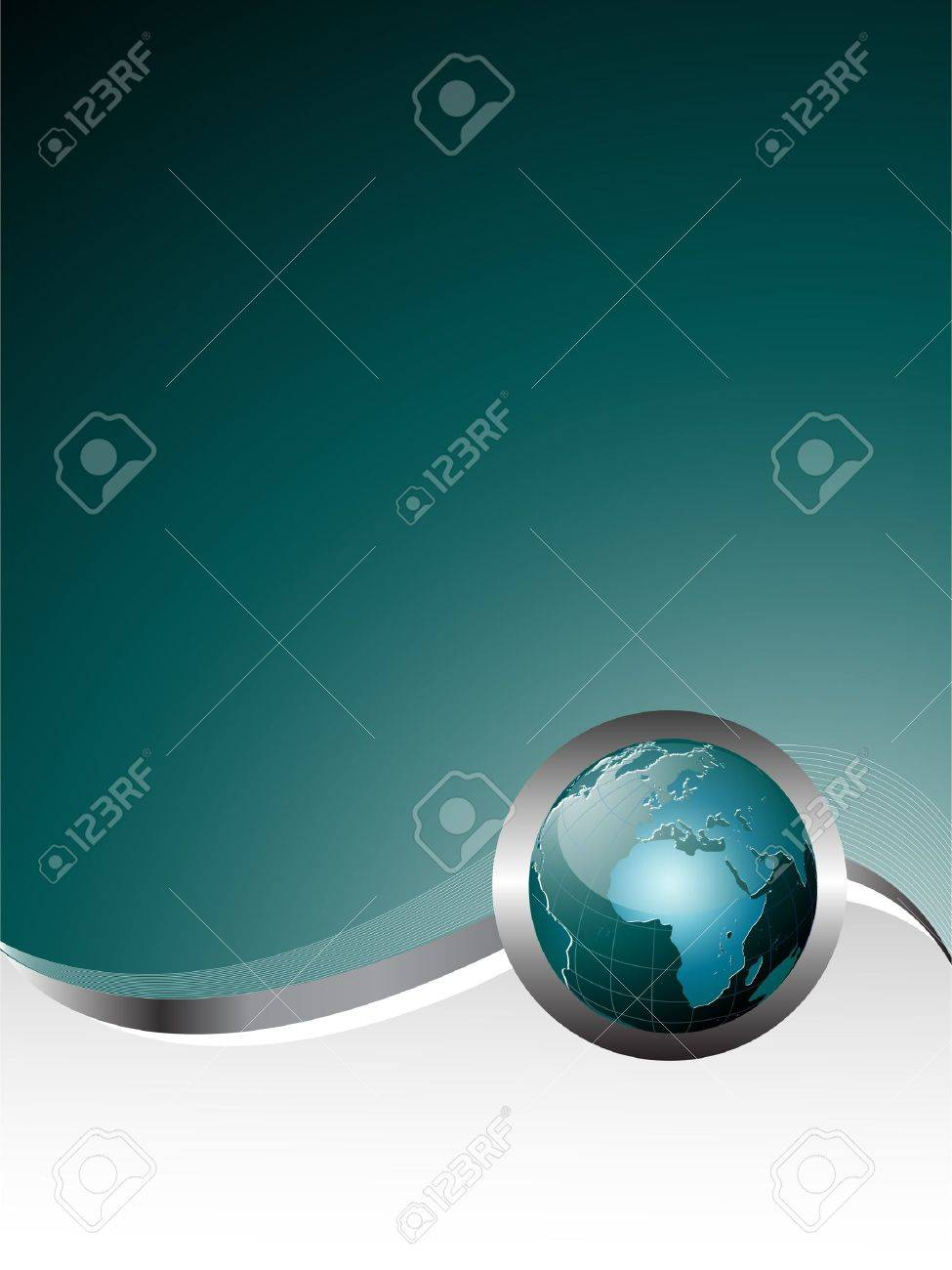 World background Stock Vector - 9489982