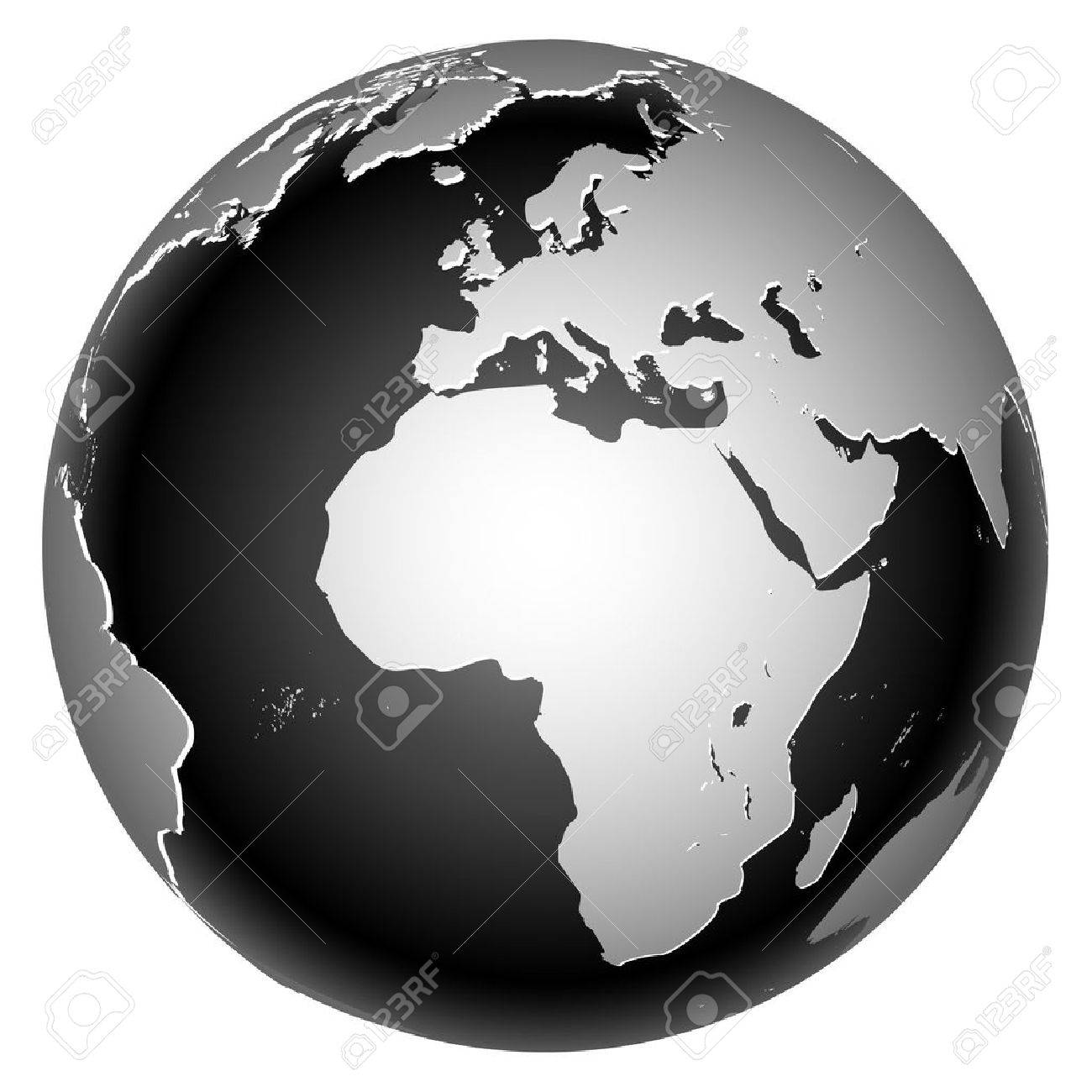 World global planet earth icon Stock Vector - 9490013