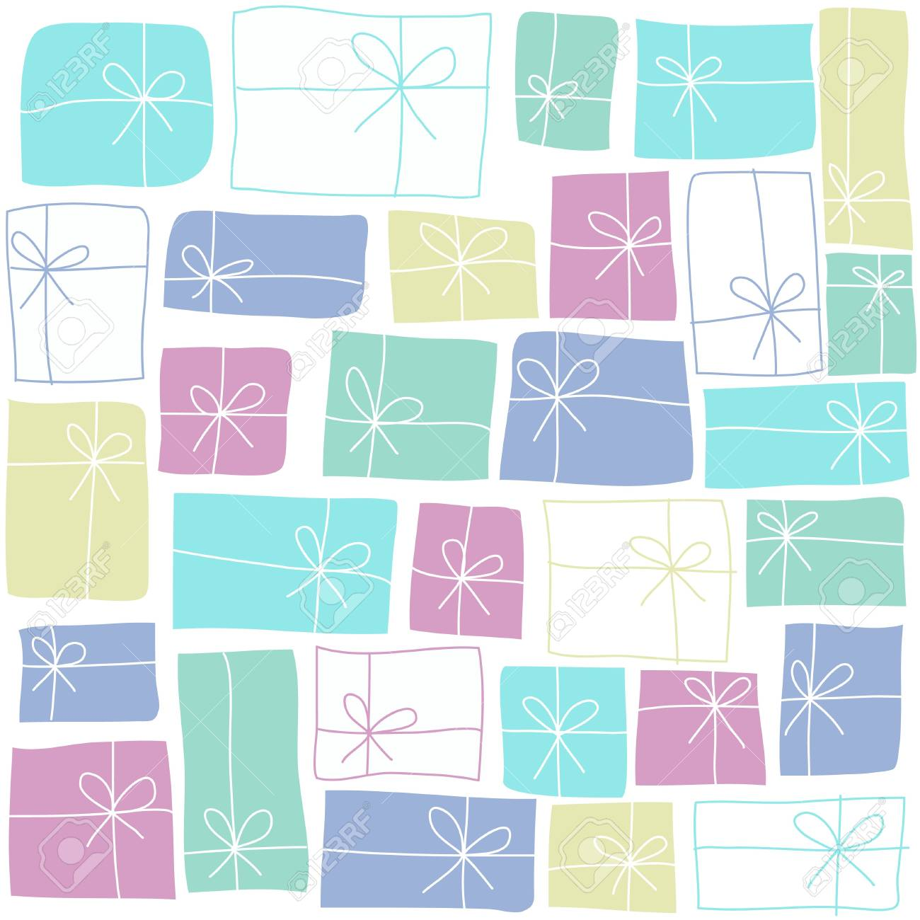 gifts Stock Vector - 17390358