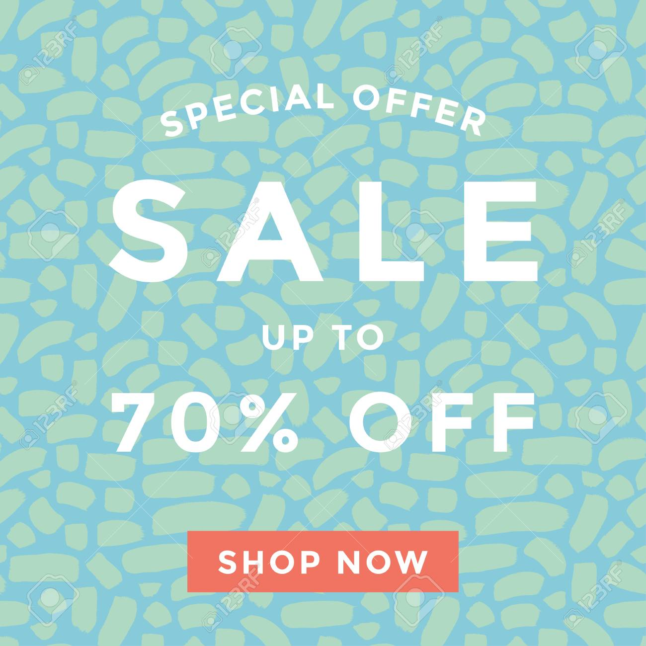 Sale Banner Design Or Ads Web Template With Seamless Pattern Royalty Free Cliparts Vectors And Stock Illustration Image 110244627