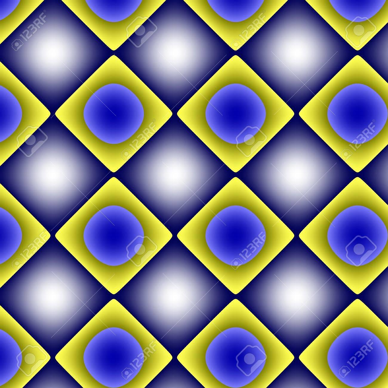 Immagini Stock Giallo Blu Gradiente Pattern Di Sfondo Per Lo Più