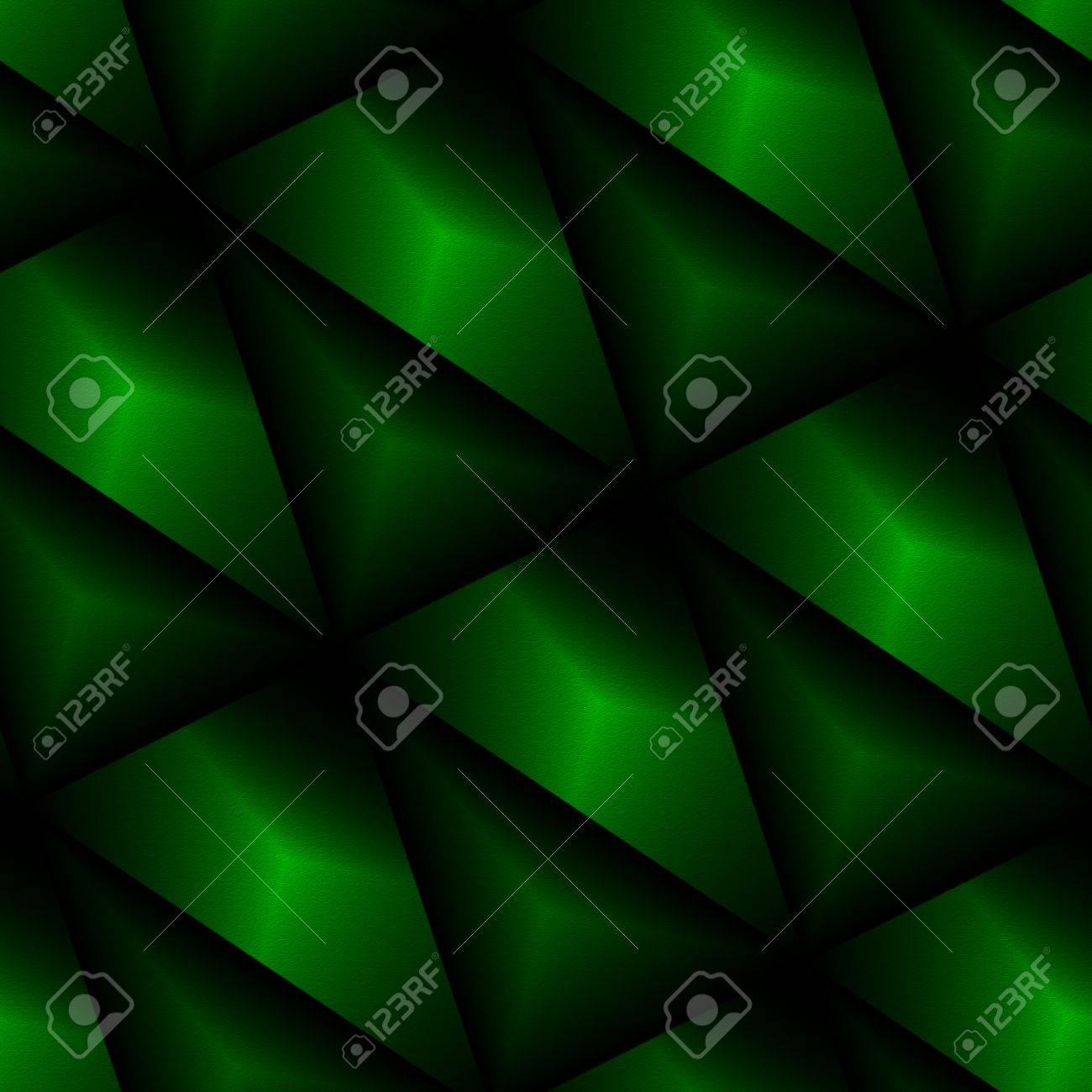 緑のシームレスな抽象的な壁紙。...