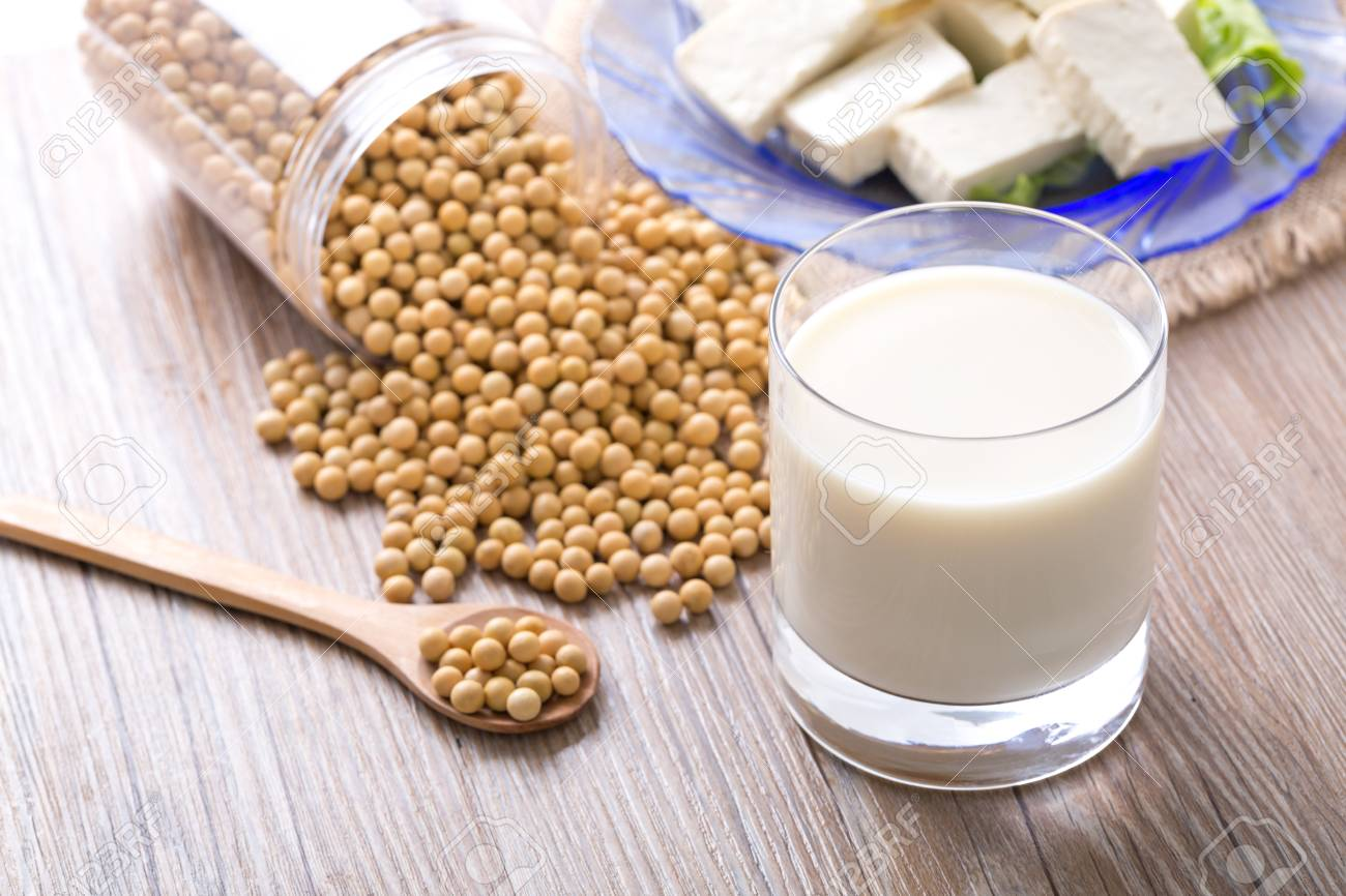 Fortified Soy Products