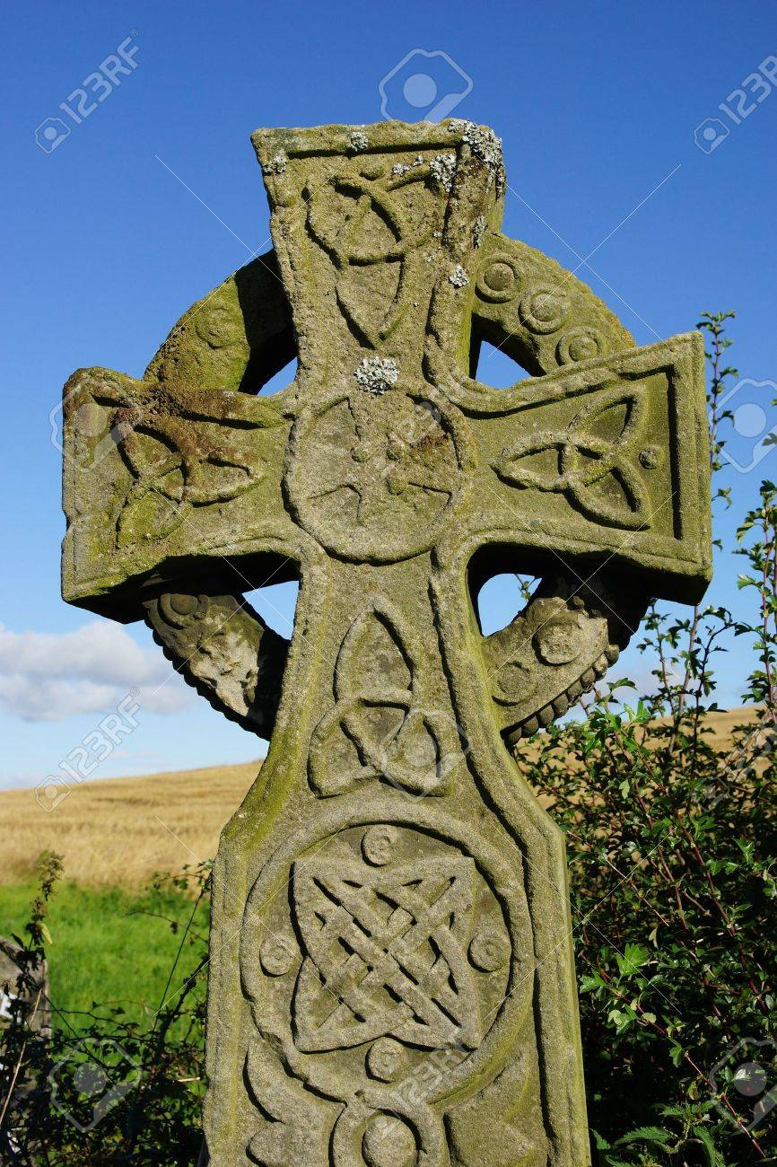 Celtic Cross - 15408904