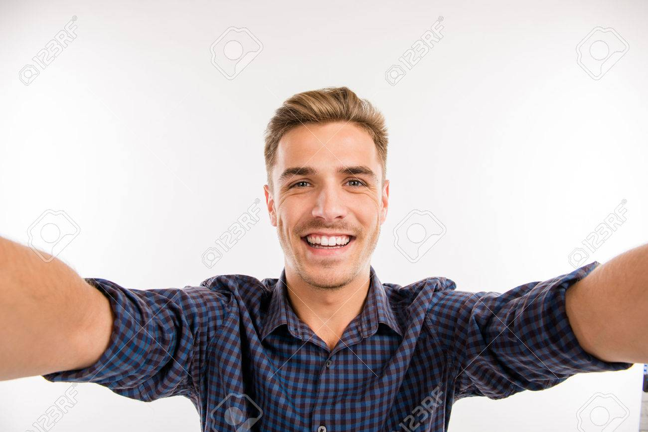 Mann selfie hübscher Kanika Mann's