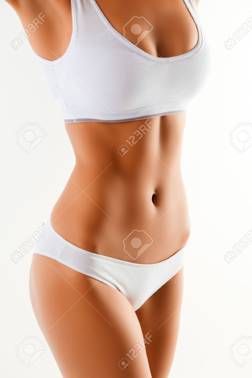 What should a healthy woman body look like
