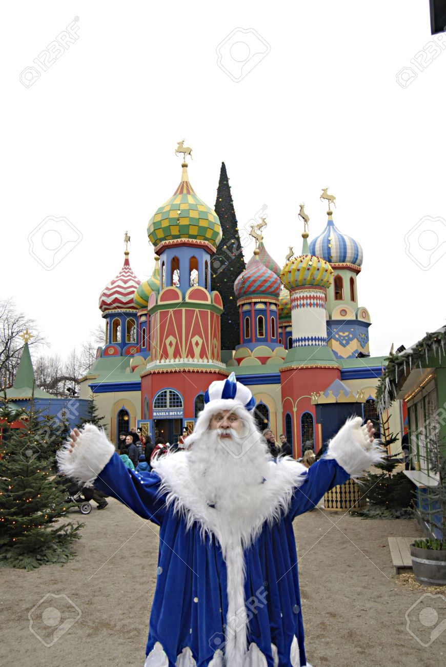 this russian style christmas and russian christmas decorations has come to tivoli