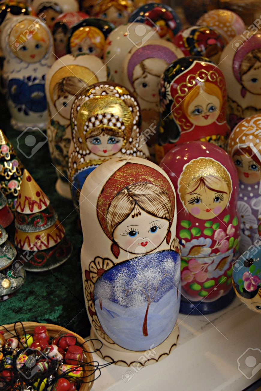 Copenhagen / Denmark. This Russian Style Christmas And Russian ...