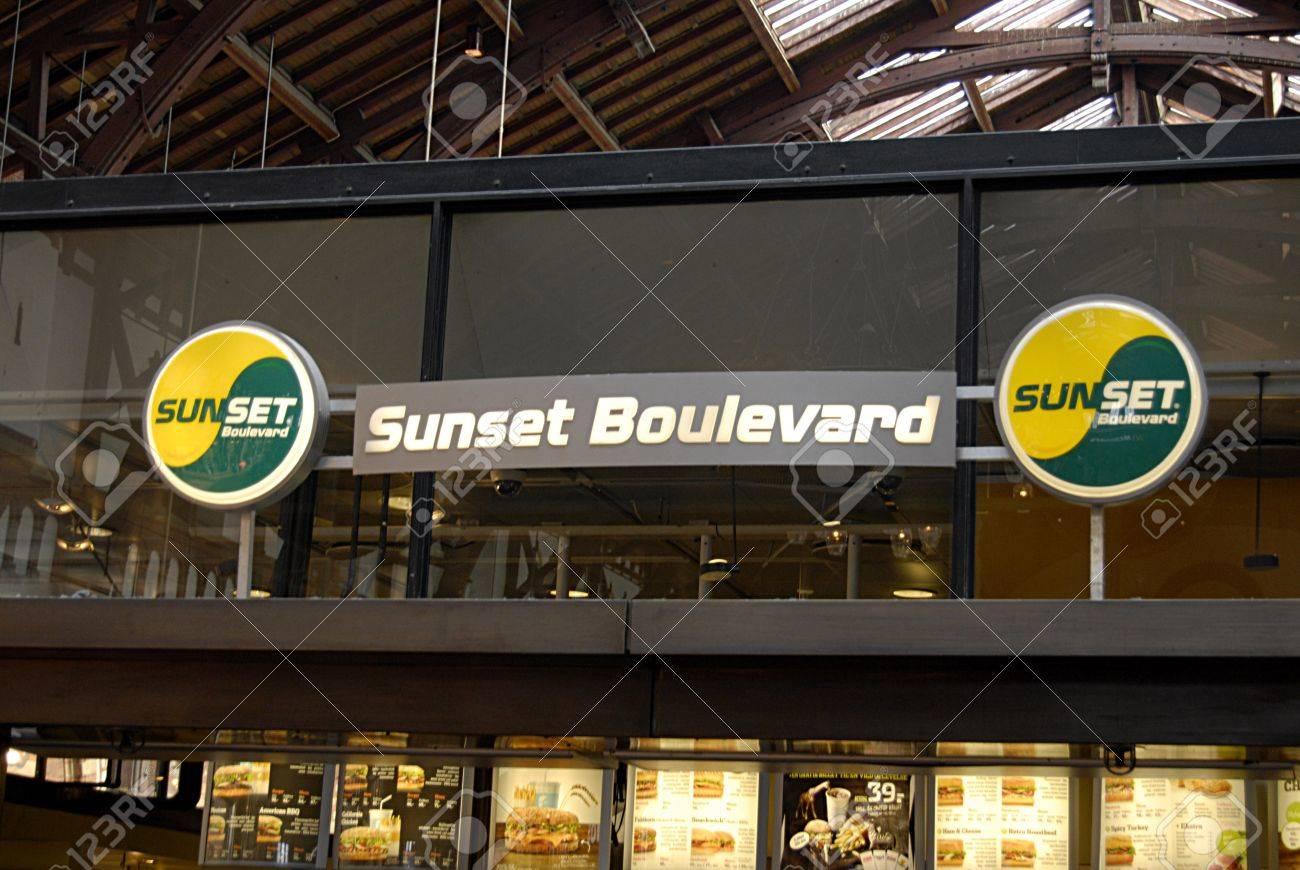 sunset boulevard danmark