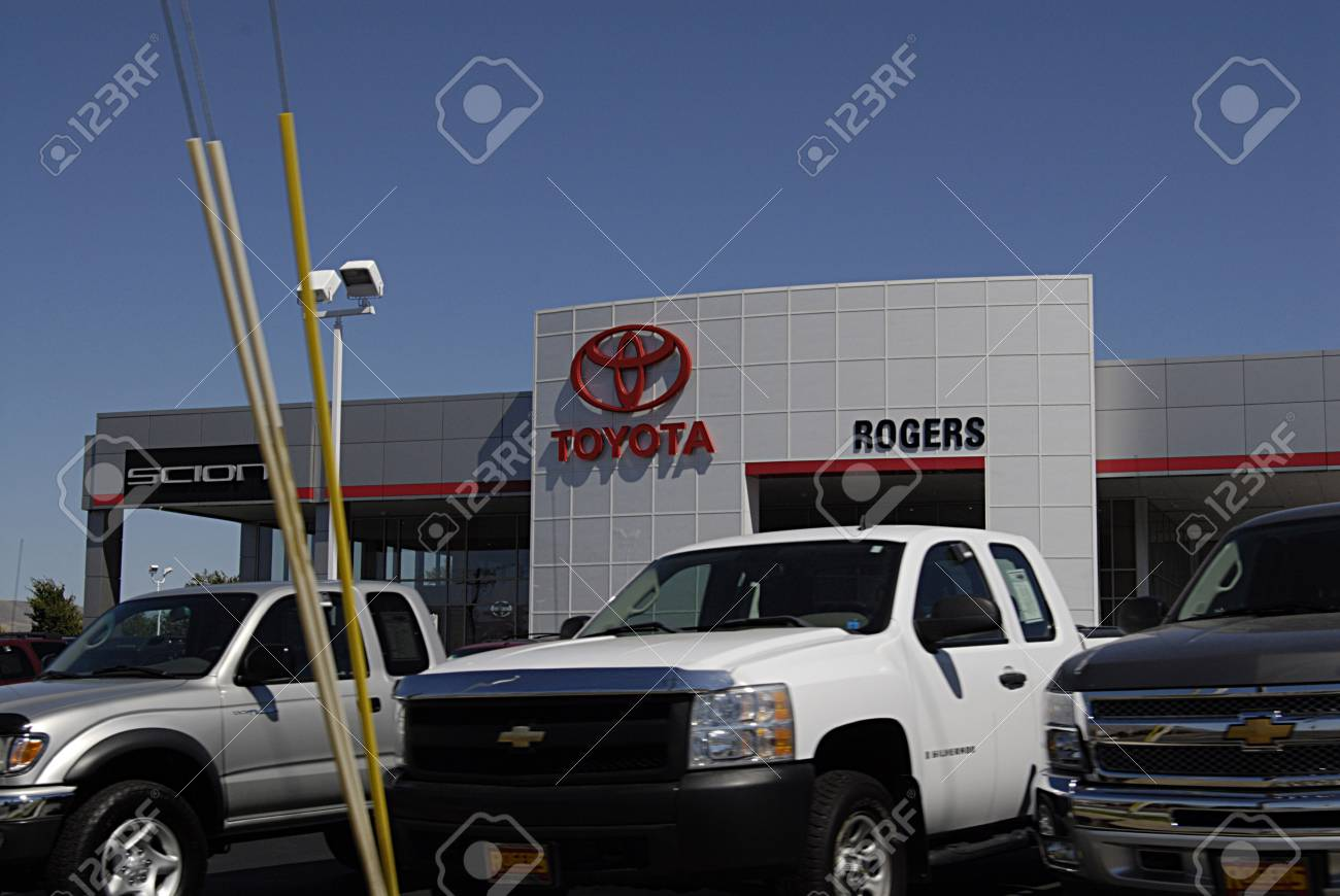 Rogers Toyota Lewiston >> Lewiston Idaho State Usa Toyota Car Dealer Rogers 18 August