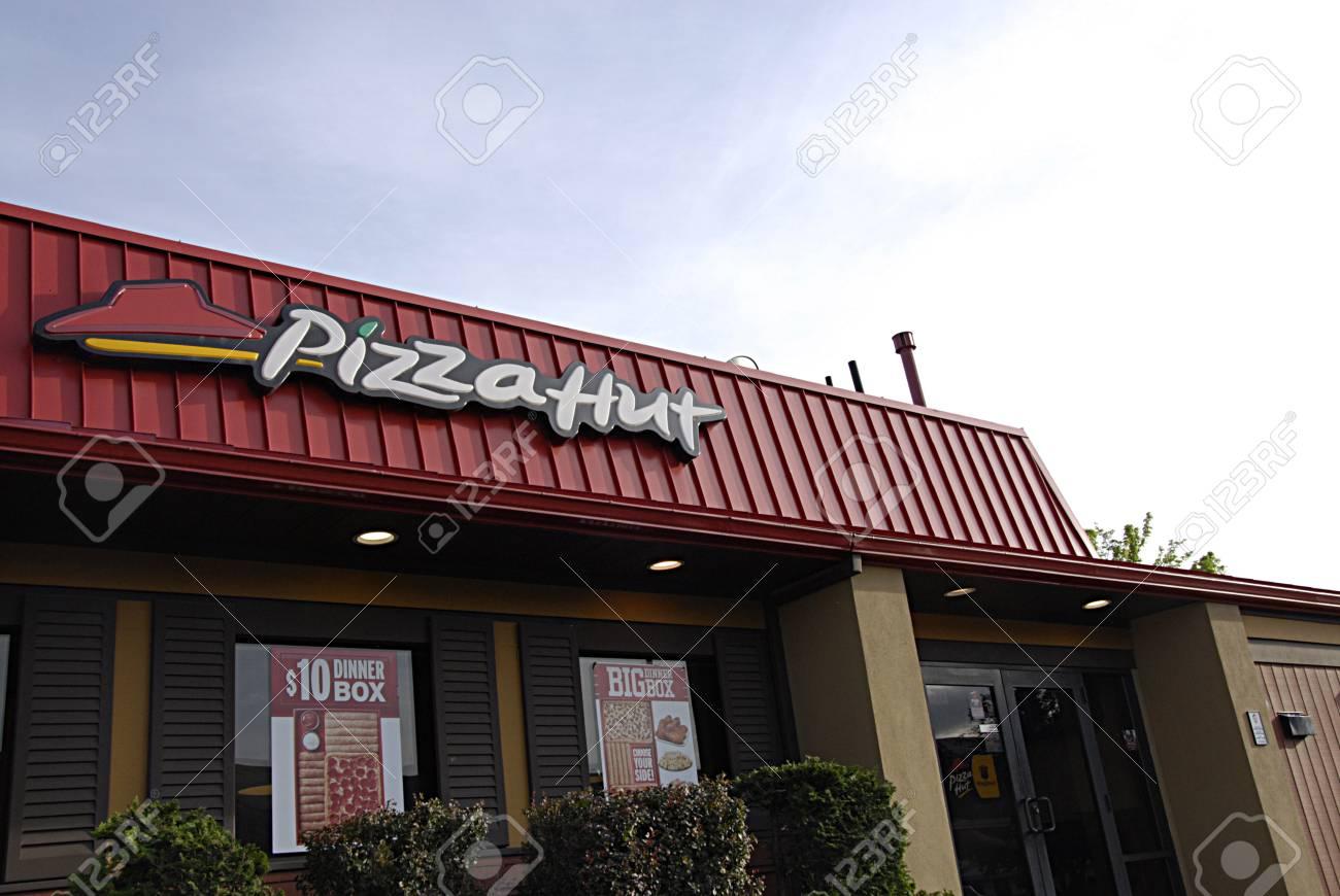 Clarkston Washington Stateusa American Love Fast Food