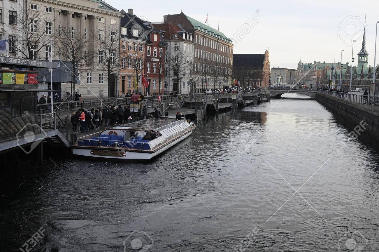 Copenhagen Denmark 02nddecember 2016 Danish Weather Stock