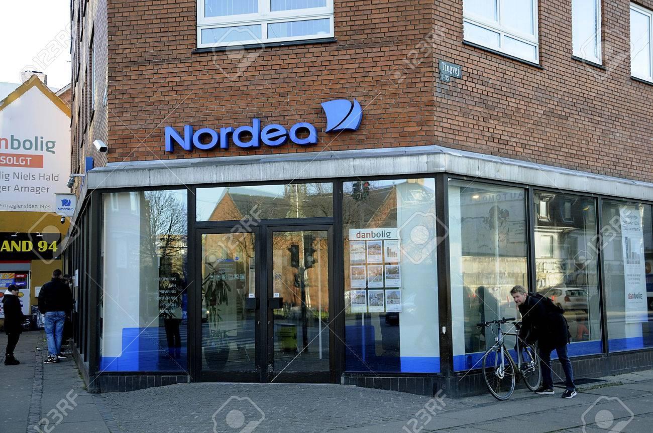 nordea bank amager