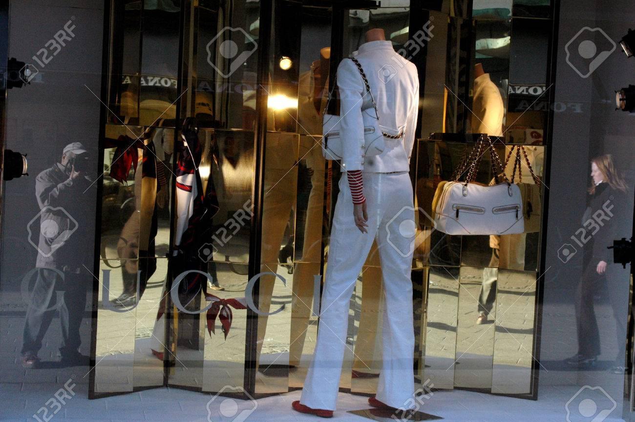 60b7d238e19 Gucci Store Copenhagen Denmark March 24